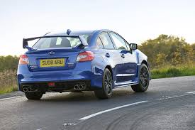 subaru legacy 2016 blue subaru wrx sti 2016 long term test review by car magazine