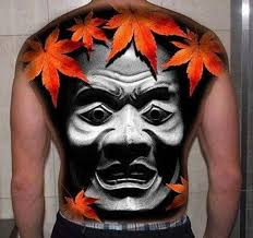 31 breathtaking full back tattoo designs tattooblend