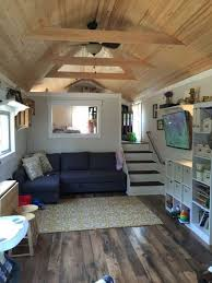 tiny home interiors tiny home interiors 39 gooseneck tiny house w loft house ideas