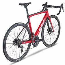 all new bmc teammachine road bike is race ready in rim or disc