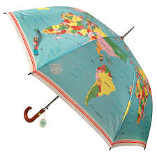 Southern Butterfly Umbrella by Vintage World Map Gentleman U0027s Umbrella Products I Love