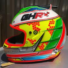 custom motocross helmets the latest custom lid out of the cp garage ready for v8 supercar