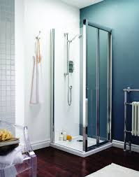 Shower Door 700mm 700mm Bi Fold Shower Door 1850 High