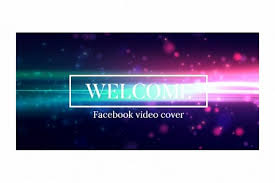 facebook cover video banner templates