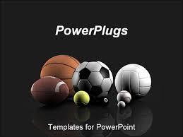 sports powerpoint templates top ten sports power point templates