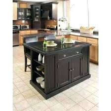 kitchen island cart with seating black kitchen island cart localsearchmarketing me