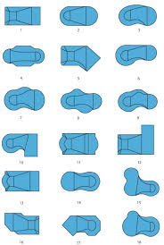 shapes of pools pool shapes