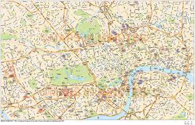 Pdf Maps London Map Pdf London Map