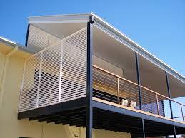 seitenschutz balkon balkon seitensichtschutz 25 kreative vorschläge archzine net