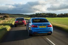 bmw vs audi vs lexus reliability bmw 3 series vs alfa romeo giulia vs jaguar xe group test autocar