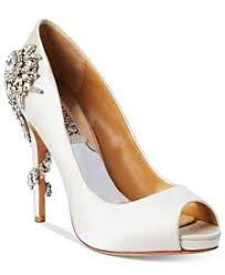 wedding shoes badgley mischka badgley mischka bridal shoes and evening shoes macy s