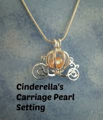 pearl setting necklace images Cinderella 39 s carriage can be a magical pearl setting jpg