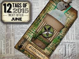 12 tags of 2015 june tim holtz