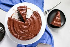 double chocolate layer cake recipe genius kitchen