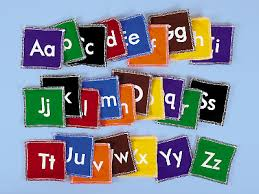 letters beanbag set at lakeshore learning