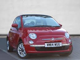 used fiat 500 hatchback for sale motors co uk
