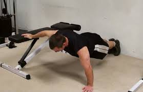 Bench Press Ups Outrigger One Arm Bench Push Ups For Bodybuilders Australian