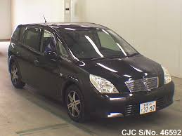 2004 toyota opa black for sale stock no 46592 japanese used