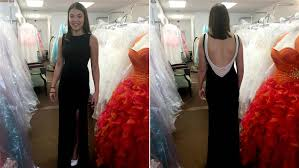 prom dress code at connecticut prompts student uproar