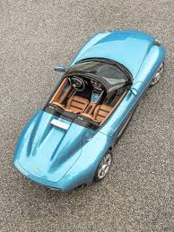 touring superleggera presents the disco volante spider w video