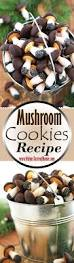 mushroom cookies recipe valya u0027s taste of home