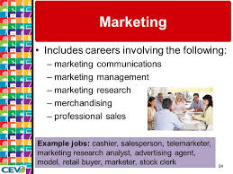 market research analyst jobs types of careers include blue collar careers ppt video online