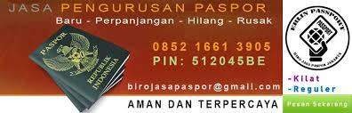 membuat prosedur paspor prosedur pengurusan paspor hilang biro jasa paspor jakarta barat