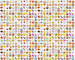 halloween background emoji food emoji