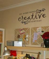 Room Wall Decor Ideas Sewing Room Decorating Ideas Room Wall Decor Beautiful Things