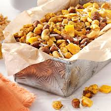 curried tropical nut mix recipe taste of home