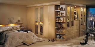 alto contemporary fitted bedroom in beech by strachan