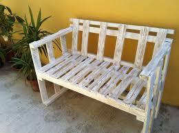 divanetti fai da te divanetti da esterno bianchi salotto da giardino idee per il