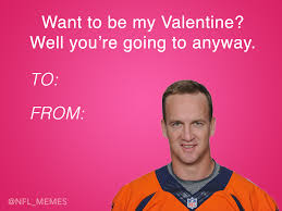 Valentines Card Memes - this year s batch of nfl themed valentines day cards daily snark