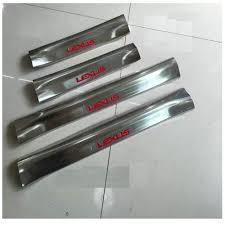 lexus nx in vietnam aliexpress com buy 4 pcs car exterior accessories built in door