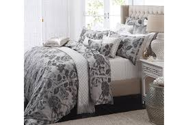 montrose silver bed linen by da vinci harvey norman new zealand