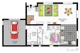 surface habitable minimum d une chambre maison moderne de quatre chambres dé du plan de maison