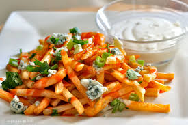 buffalo fries life tastes like food