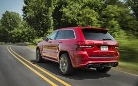 jeep srt 2015 jeep grand cherokee srt red vapor photos specs and review rs