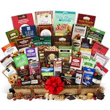 gift basket ideas for christmas top executive suite christmas gift basket gourmetgiftbaskets