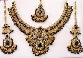 jewellery sets designs kundan gold pearl 46