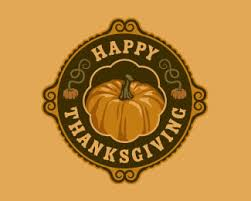 pumpkin thanksgiving vector brush icon font and logos