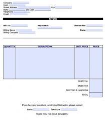 it invoice template free plumbing invoice template excel pdf