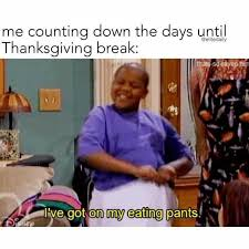 dopl3r memes me counting the days until thanksgiving