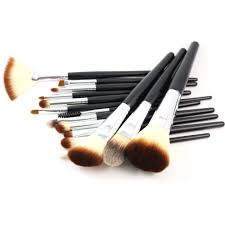 professional makeup brushes set 15pcs high quality makeup tools