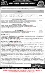 journalists jobs in pakistan newspapers urdu news sardar bahadur khan women s university quetta jobs 2016 march