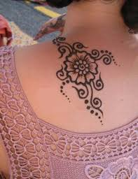 Tattoo Ideas For Back Of Neck 83 Attractive Back Tattoo Designs For Women