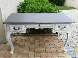 relooker un bureau en bois bureau style louis xv relooké decor in idées conseils