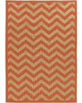 Outdoor Rug 6 X 9 Winter Shopping Sales On Linon Green Chevron Reversible Outdoor