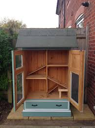 Build A Hutch 10 Diy Rabbit Hutches From Upcycled Furniture Home Design