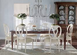 Dining Room Tables Ethan Allen This Table And Chairs Is Avery Large Extension Dining Table